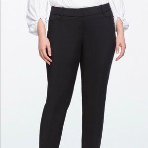 Eloquent Kady Fit Double-weave dress pants